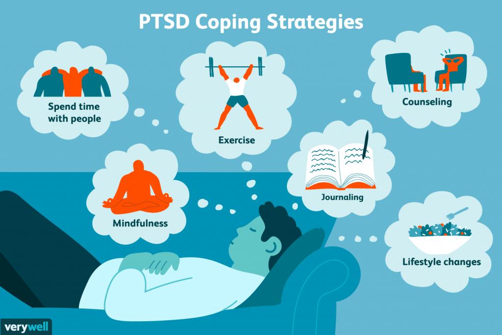 ptsd coping strategies
